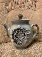 Отдается в дар Керамический чайник Байкал