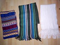 Отдается в дар Снуд + шарфы