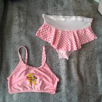 Отдается в дар дарю плавки и купальник для девочки 6-9 лет