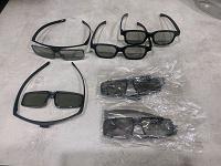 Отдается в дар 3D очки Sony