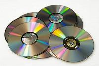 Отдается в дар Диски CD для поделок