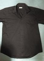 Отдается в дар Рубашка мужская с коротким рукавом.