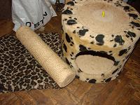 Отдается в дар Разобранный кошкин дом