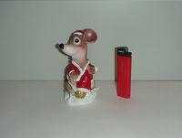 Отдается в дар Рождественская мышка.