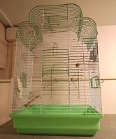 Отдается в дар Клетка для птичек