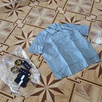 Отдается в дар новая фОрменная рубашка