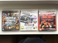 Отдается в дар Игры для PlayStation 3