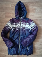 Отдается в дар Куртка на девочку 152 см