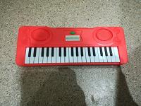Отдается в дар Пианино игрушечное