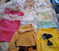 Отдается в дар Одежда для девочки 8 лет