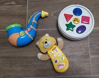 Отдается в дар Музыкальные игрушки