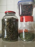 Отдается в дар Чайные травы