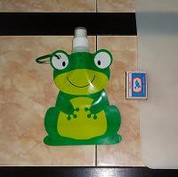 Отдается в дар Фляга-лягушка