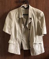 Отдается в дар летний женский пиджак