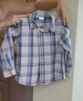 Отдается в дар Брючки и рубашка