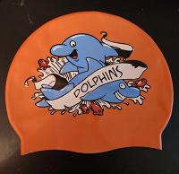 Отдается в дар Шапка детская для бассейна