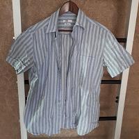 Отдается в дар Рубашка мужская летняя