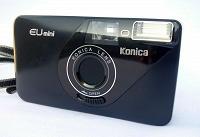Отдается в дар konica eu mini (пленка)