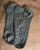 Отдается в дар Носки новые Sinsay c Mickey mouse размер 37-38
