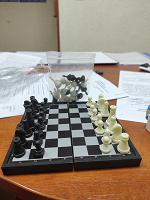 Отдается в дар Походные магнитные шахматы