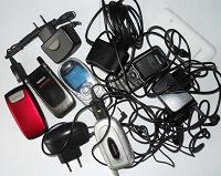 Телефоны старые на запчасти