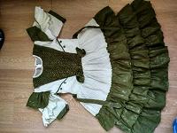 Отдается в дар Платье для девочки праздничное 34 размер