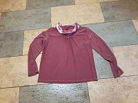 Отдается в дар Нарядная блуза с красивым воротником 50-52
