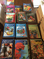 Отдается в дар Журналы для садоводов