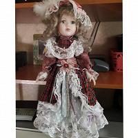 Отдается в дар Кукла для коллекции.