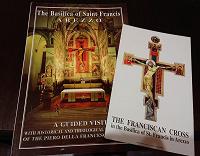 Отдается в дар Книга-гид на англ яз по Базилике в Ареццо