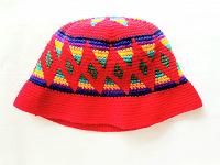 Отдается в дар Вязаная шапка