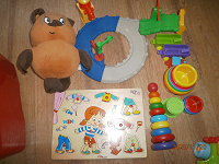 Отдается в дар Игрушки для малыша 1.5-3 лет