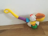 Отдается в дар Музыкальная каталка пеликан, Kiddieland