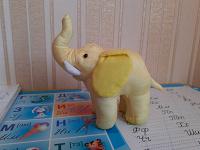 Отдается в дар Слон ( мягкий )