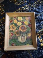 Отдается в дар Картины неизвестного художника