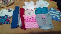 Отдается в дар Одежда для девочки 6-7 лет