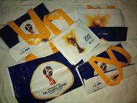 Отдается в дар пакеты FIFA WORLD CUP RUSSIA 2018