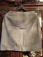 Отдается в дар юбка офисная 2