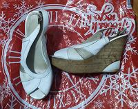 Отдается в дар Летняя обувь 38 размер