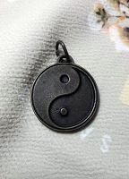 Отдается в дар Подвеска серебряная Инь-Янь от ювелирной сети GOLD