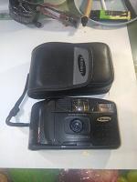 Отдается в дар Плёночный фотоаппарат «Samsung»