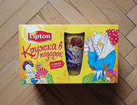 Отдается в дар Набор «Lipton Путешествия: Австралия»