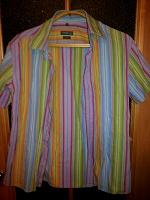 Отдается в дар Рубашка мужская — летний вариант