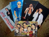 Отдается в дар Открытки Backstreet boys + Плакаты-календари