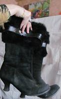 Отдается в дар пакет № 7 (женская обувь)