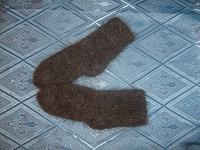 Отдается в дар Детские носки пуховые