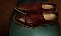 Отдается в дар Отдам в дар туфли мужские.