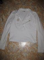 Отдается в дар Блуза белая AKS 42-44