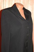 Отдается в дар Черный пиджак Laura Lebek