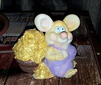 Отдается в дар Фигурка Мышь